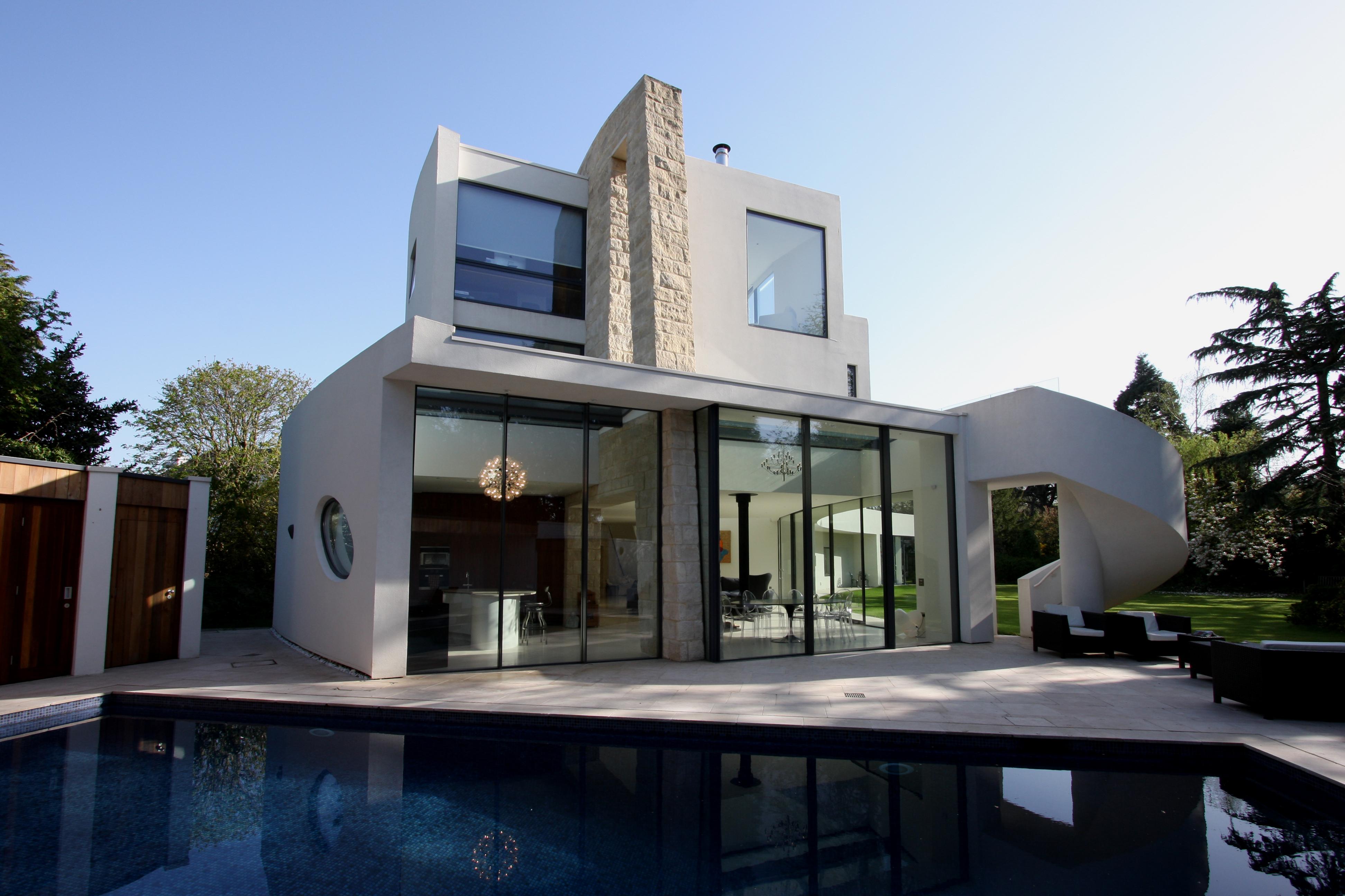 patio design ideas stamped concrete
