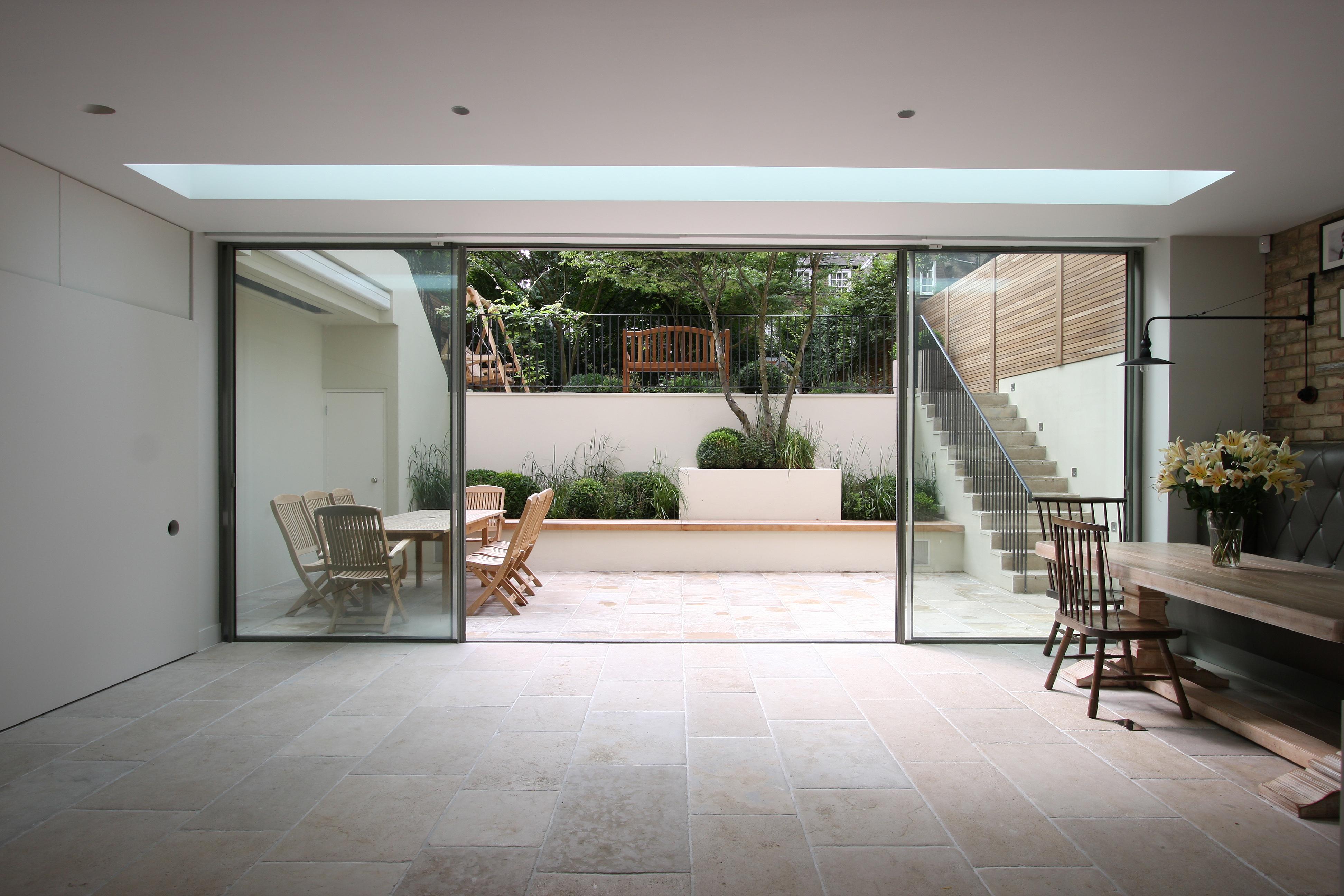 Ground Floor Window : House extensions archives minimal windows sliding glass