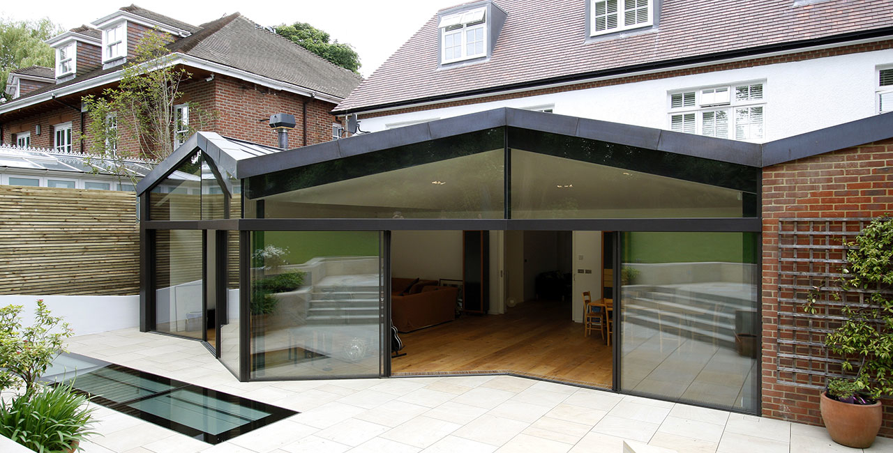 Open Corner Sliding Doors Iq Glass Minimal Windows