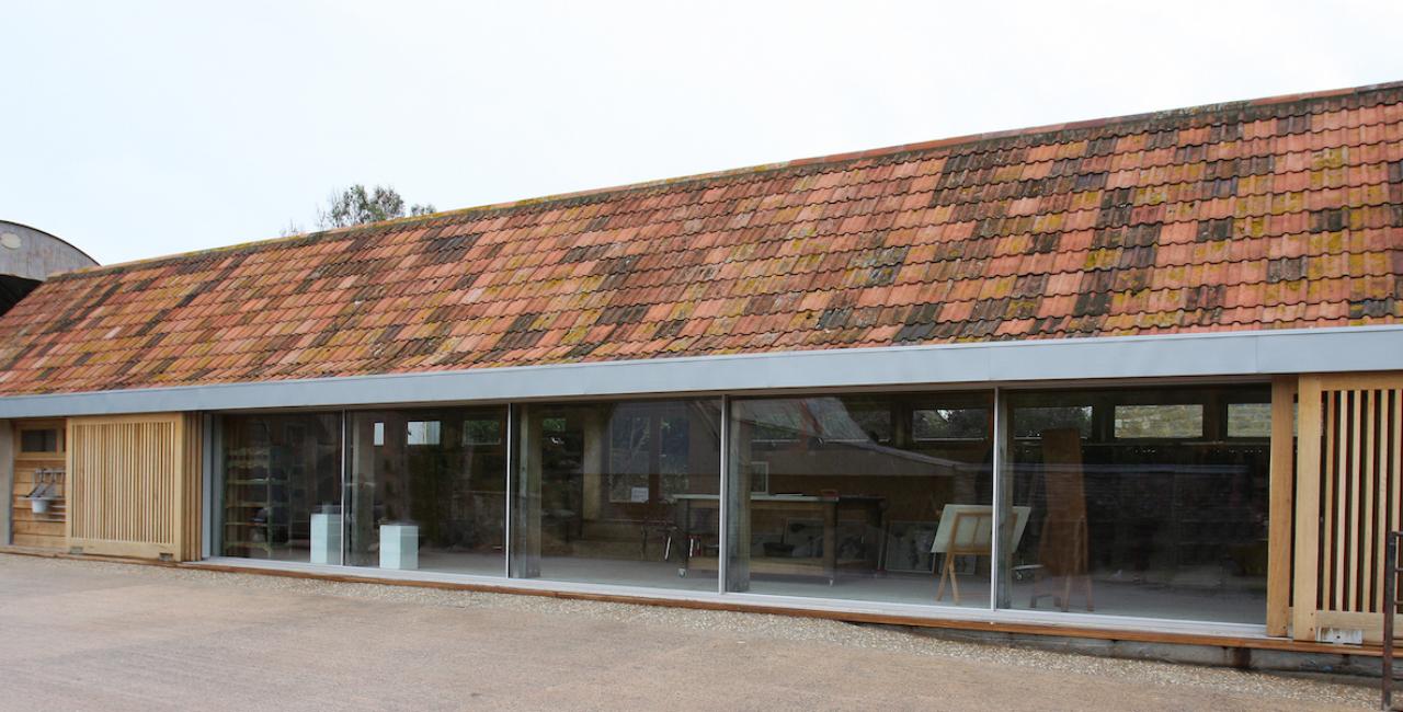 Minimal Windows Barn Conversions