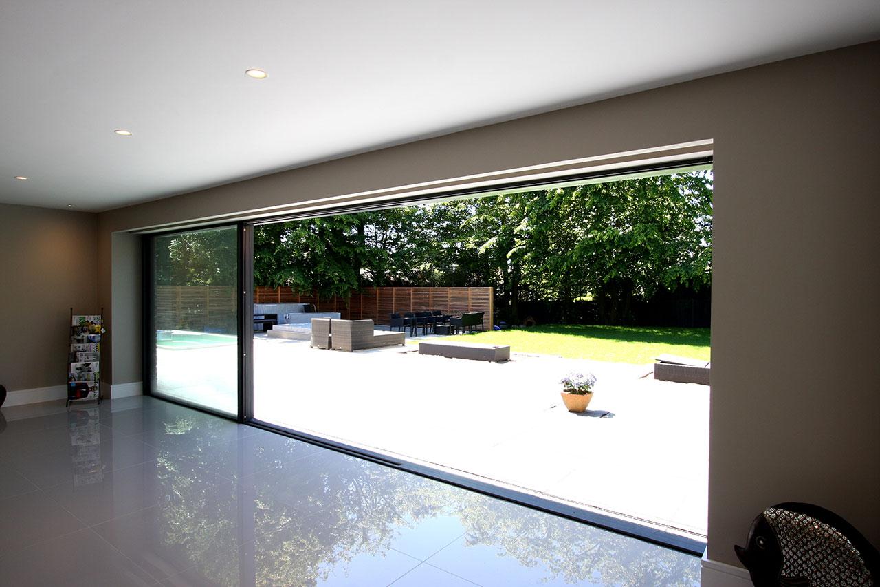 Case Study: New Build Barrington Park Gardens | on