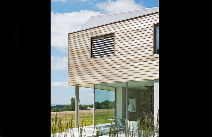 Sussex House shortlisted for RIBA House of the Year featuring Minimal Windows