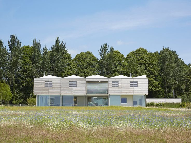 Minimal Windows featured on Sussex House shortlisted for RIBAs house of the year awards