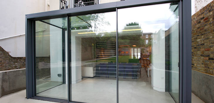 Sliding Glass Doors Eton Villas