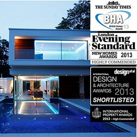 White Lodge Multi Award Winning Glazing Project