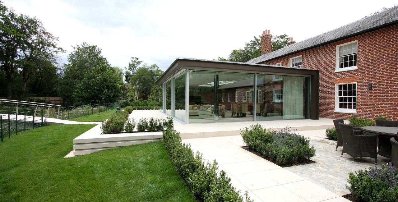 keller minimal windows 4+ triple glazed sliding glass doors