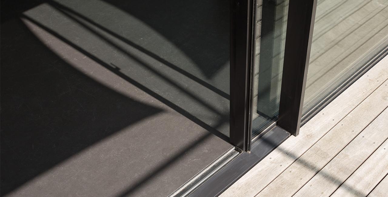 Flush Floor Finish Sliding Doors
