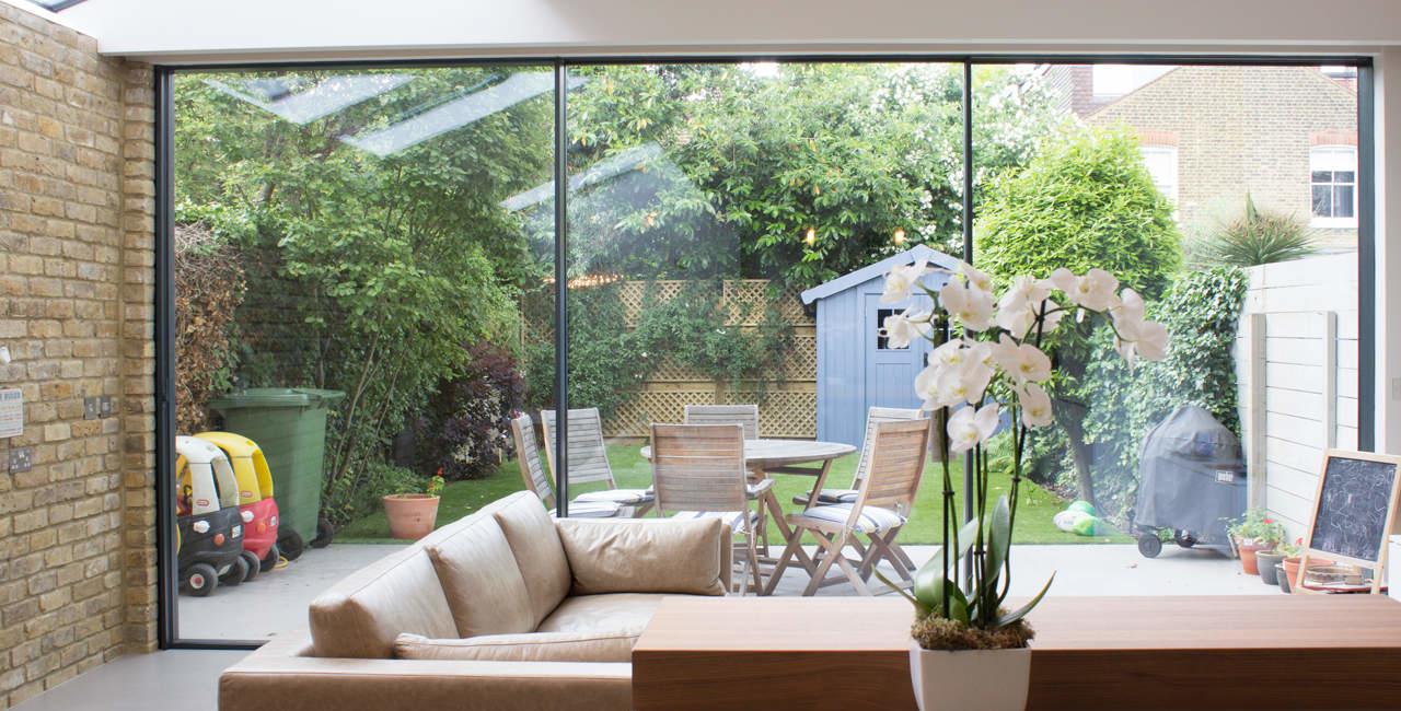 heathfield slim sightline sliding glass doors