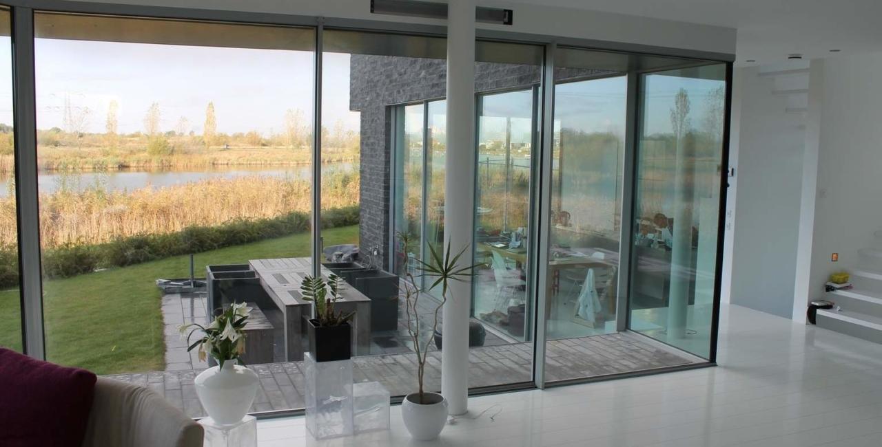flint road minimal windows – Sliding Glass Doors (1)