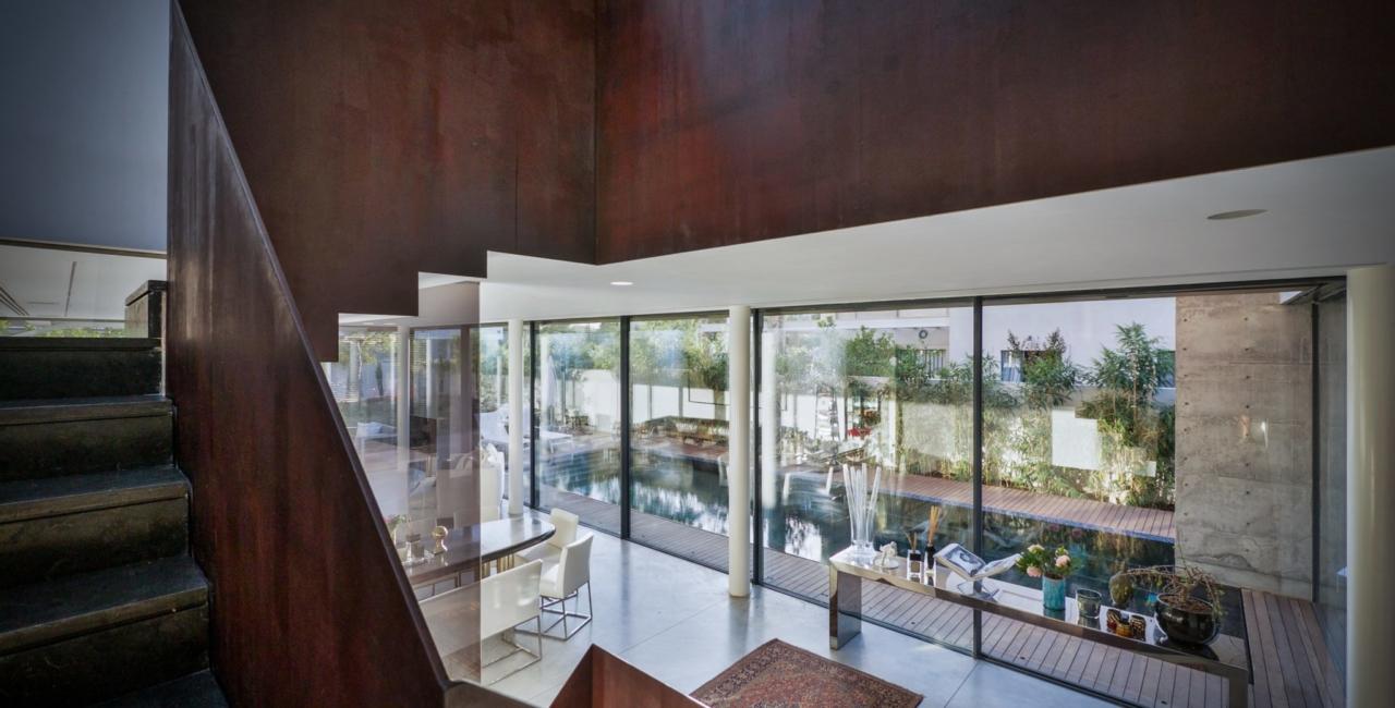 Sliding Glass Doors - Minimal windows
