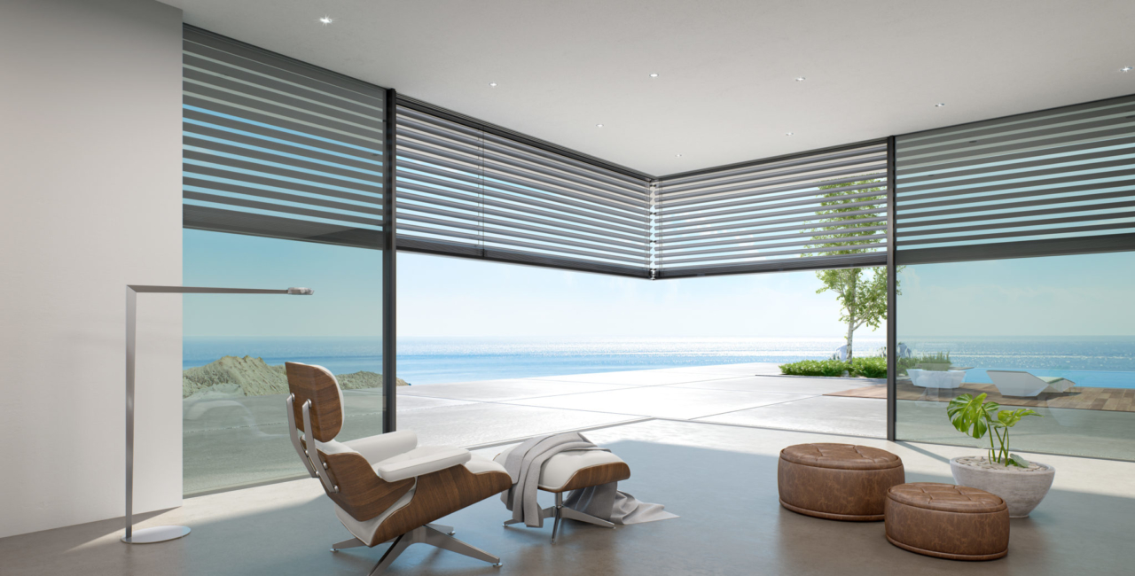 minimal windows shade