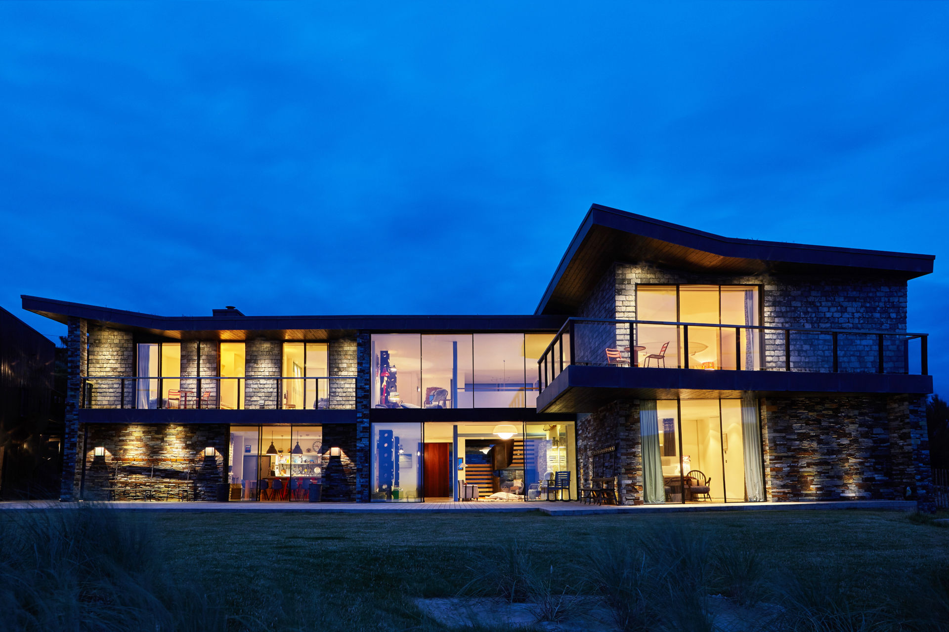 Sand Dunes Award Winning House Design