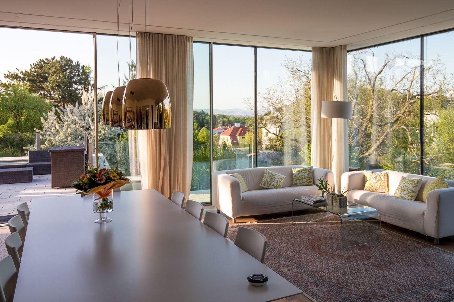 cost factors of luxury slim sliding glass doors and floor to ceiling sliding doors